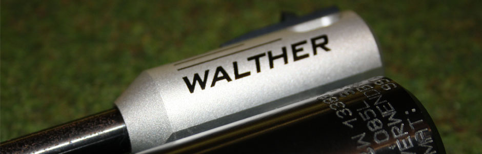 Walther 300 XT - Luftpistole